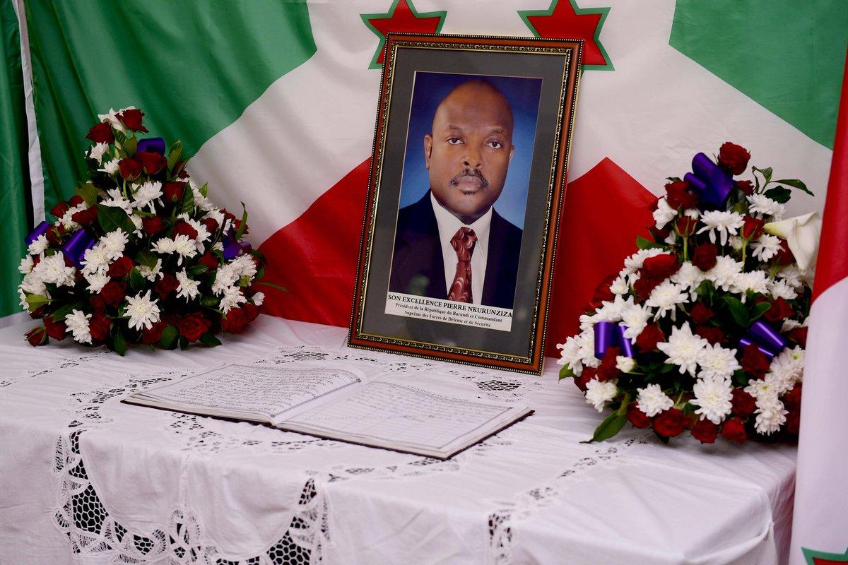 I salute his contribution and his demise at such a young age is simply sad. Hakuna maneno mengi, ni kusema pole peke yake.