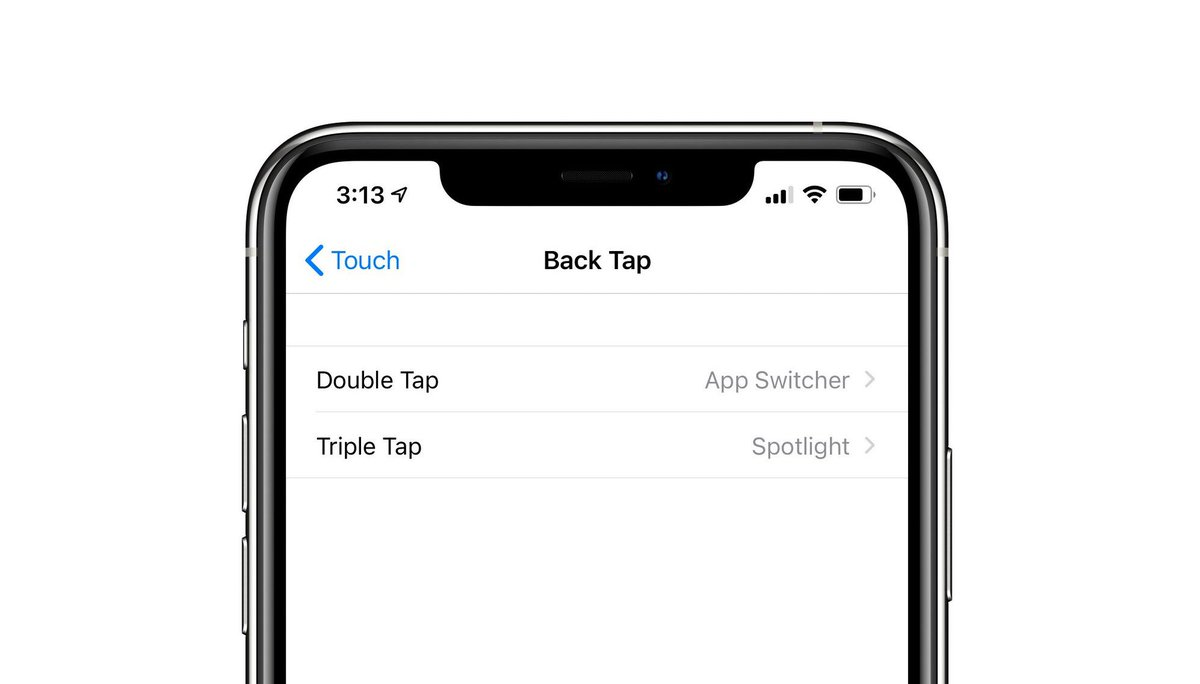 iOS 14 lets you tap the back of your iPhone to launch apps and a whole lot more