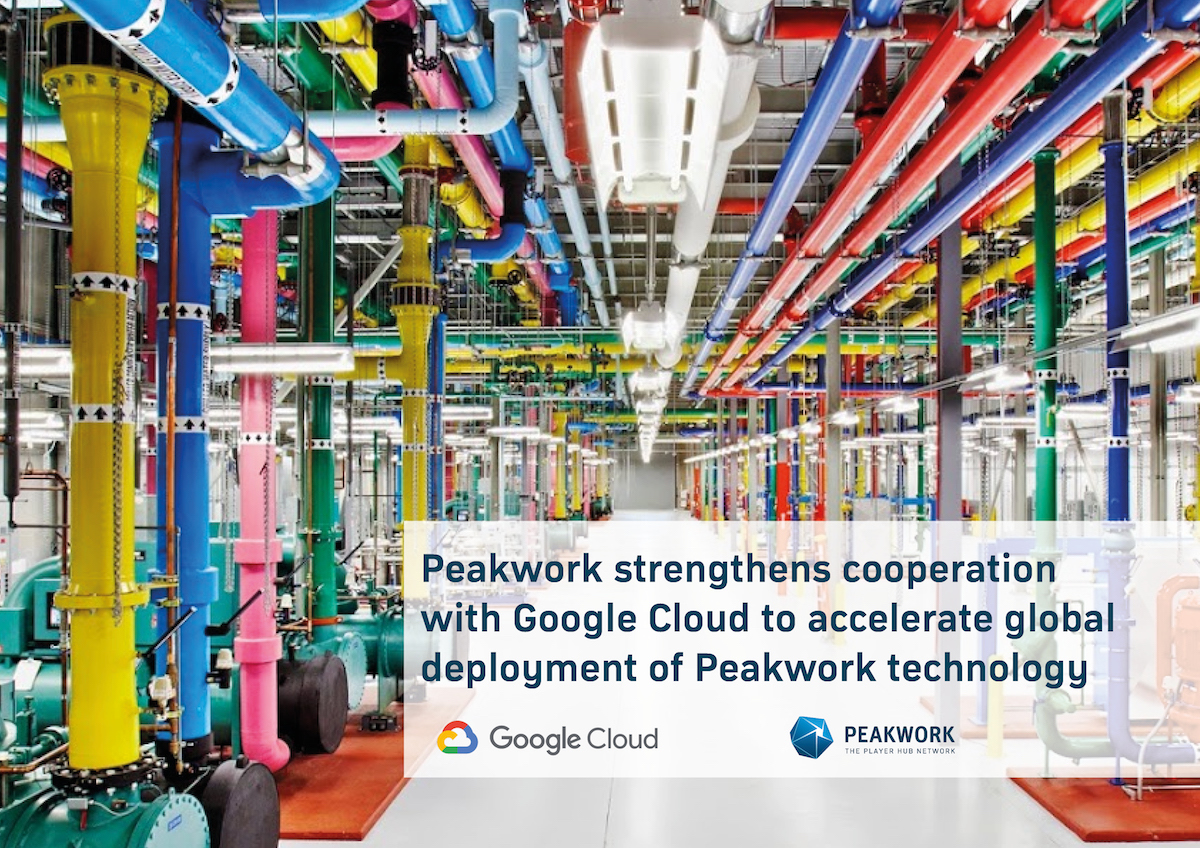 Peakwork and Google Cloud are expanding their cooperation: Peakwork's technology is increasingly hosted on Google Cloud and future Peakwork product enhancements and innovations will be more focused on Google Cloud technology. https://t.co/mqKV0Tn3eh https://t.co/67SL5CGGG0