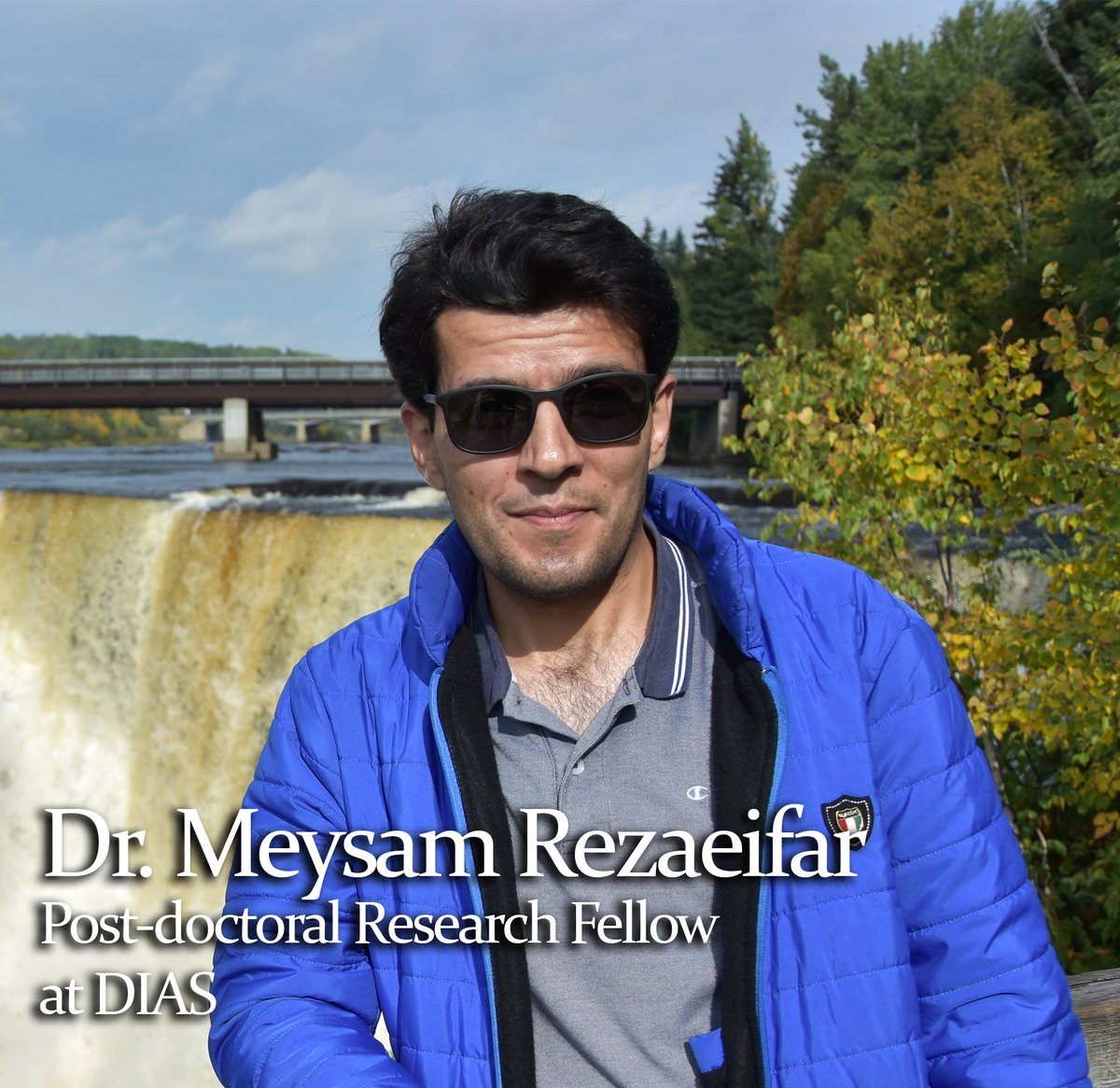 test Twitter Media - What does DIAS mean to you? We get to hear what Dr. Meysam Rezaeifar, Post-doctoral Research Fellow of Geophysics in the School of Cosmic Physics at DIAS, has to say! https://t.co/Dtyz4qFmqI
