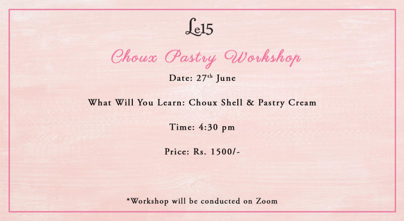 Satisfy your sweet tooth with some #cookies and #macaroons as the founder of @le15patisserie , chef @poojadhingraa teaches you how to bake, in a series of #pastry workshops which you can learn from home. #onlineworkshop #desserts Get baking: https://t.co/yVUAG1l7jb https://t.co/d5lOMFqyOM