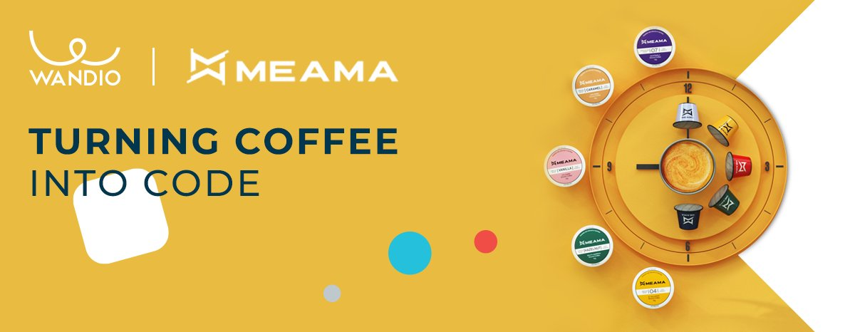 Meama case study: how a new website allowed coffee capsule producer to increase average session time to 4,5 minutes: https://t.co/kCd5uLZcbP https://t.co/nnBIn56qMj