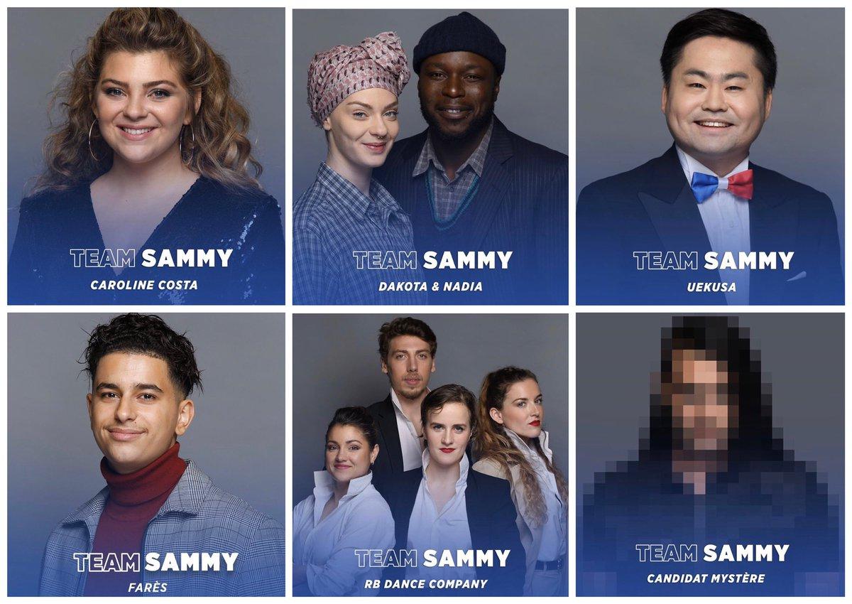 ❌ Pas de buzzer ce soir avec les  anciens candidats de #LFAUIT et la meilleure équipe: La mienne 💪🏽💪🏽  🥊La bataille du jury de La France a un Incroyable talent, ce soir 21h05 sur @M6 🇫🇷   #TeamSammy #LFAUIT https://t.co/oXAIEK5ld8
