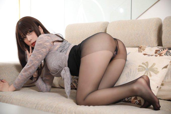 コスプレイヤー鹿野希のTwitter自撮りエロ画像33