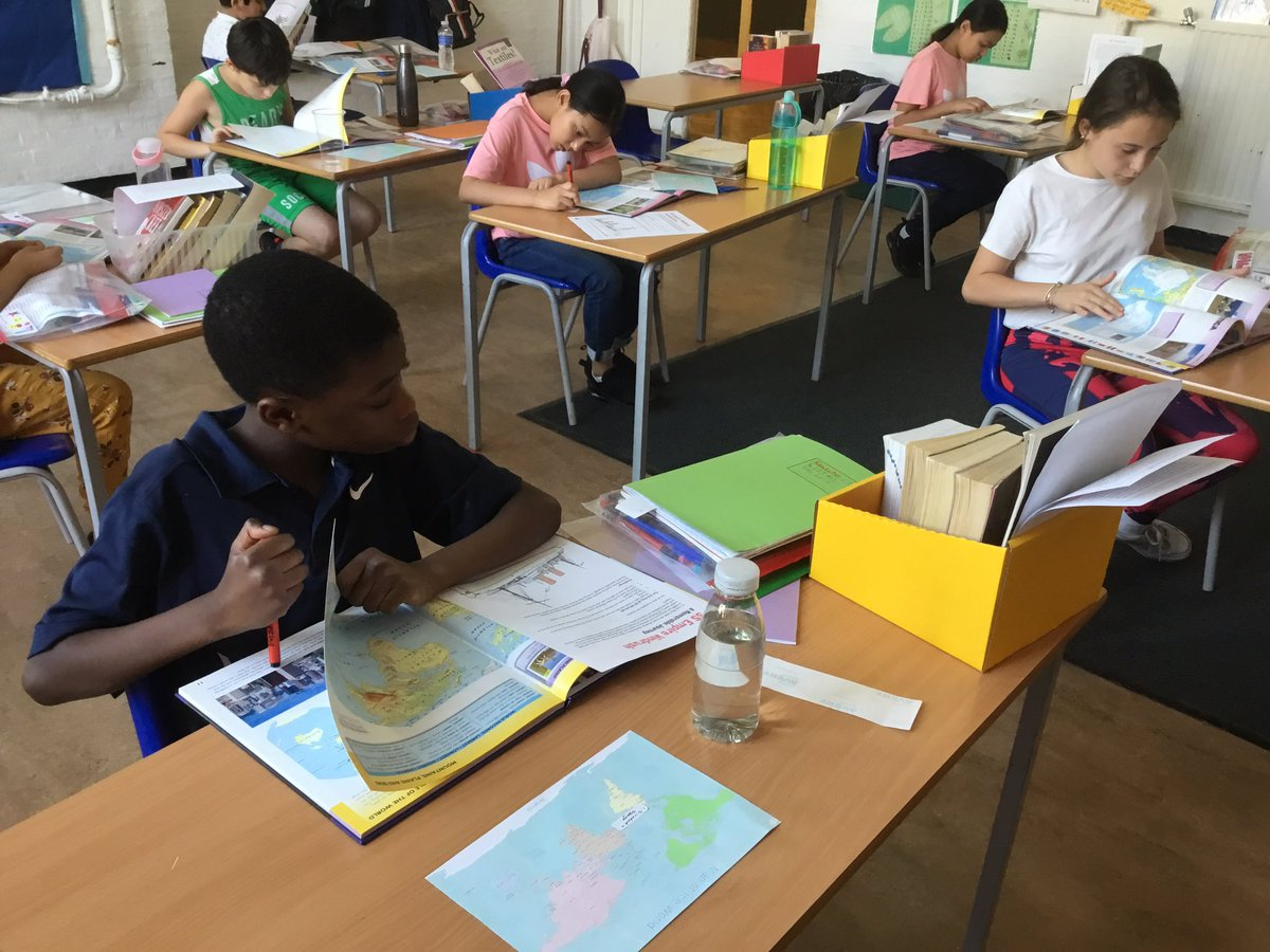 Today The Titans used Atlases to map out the journey taken by MV Empire Windrush #WindrushDay2020