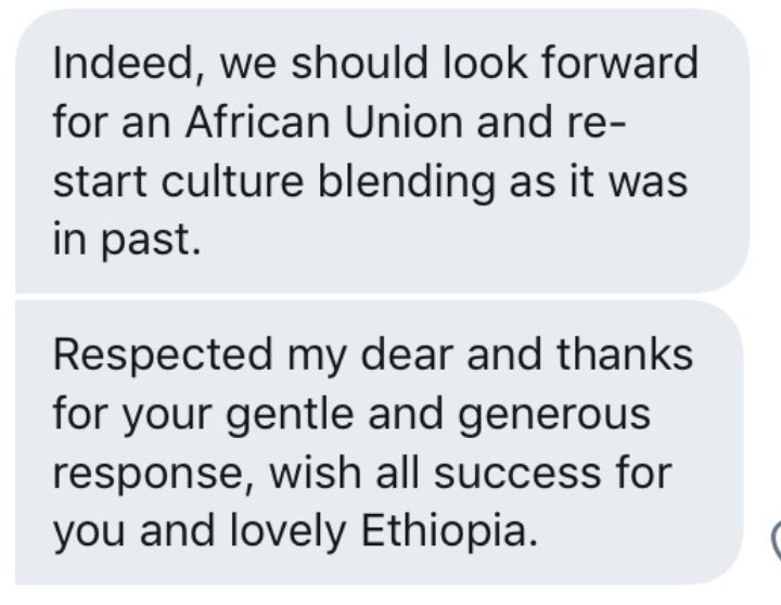 Got a letter back. A bit disappointed with the substance and tone but it's still a reply. As long as the pens don't tire, there's always room for hope.  To make the story whole though, these are bits and pieces of conversations I had with Egyptians the letter resonated with💚 https://t.co/AIDFDDyapi https://t.co/BNE3QbMoC8