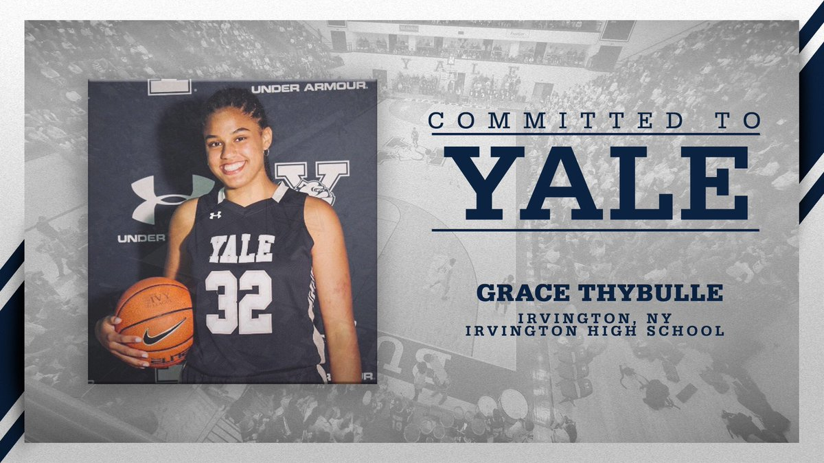 So happy to announce my commitment to the admissions process at Yale University! Thank you to everyone who made this possible. Excited for this next chapter of my academic and athletic career. Go Bulldogs! https://t.co/eKH7QuWSO9