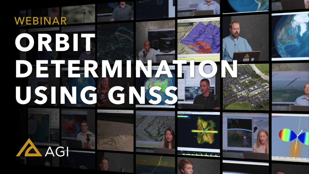 Satellite operators have several options when doing orbit determination using measurements from an onboard global navigation satellite system (GNSS) receiver. In this video presentation, we review three of them and consider the pros and cons of each one. https://t.co/u2ZYBp8G74 https://t.co/GU9tZiTenW