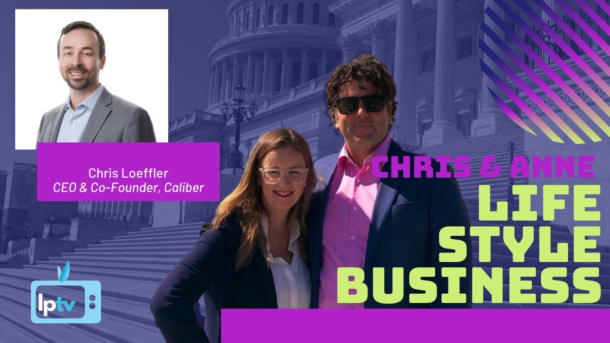 We're LIVE in 20 min w. Life Style Business on #LPTV. Guest today @chrisloefflerII of @caliberco talking main street renaissance in Mesa, AZ #asu #OpportunityZones  Join here: https://t.co/0CbDq1ZFxm https://t.co/Qi50ukK8OJ