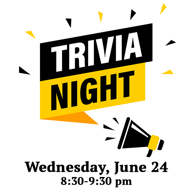 Join us tomorrow night for our Adult Trivia Night! Grab a drink and hang out with fellow members online, RSVP today at https://t.co/AK9lEGsqeD #TCSCC https://t.co/Wh2KusOqAm