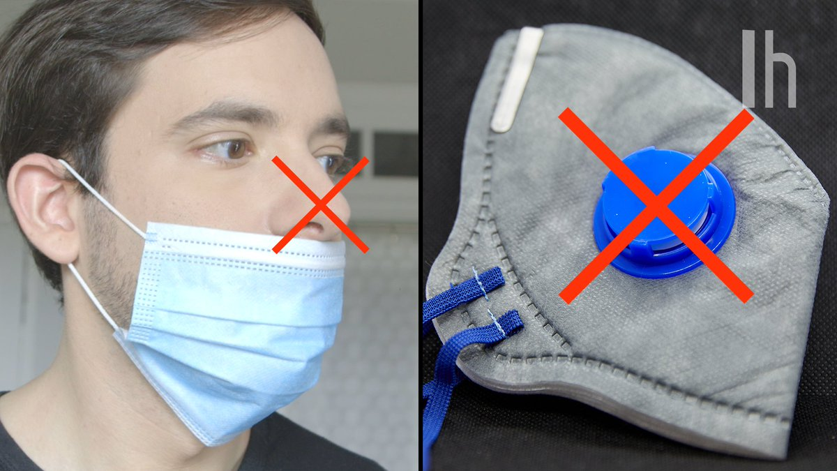 Wearing a face mask is a great way to keep the people around you safe, but only if you do it properly.