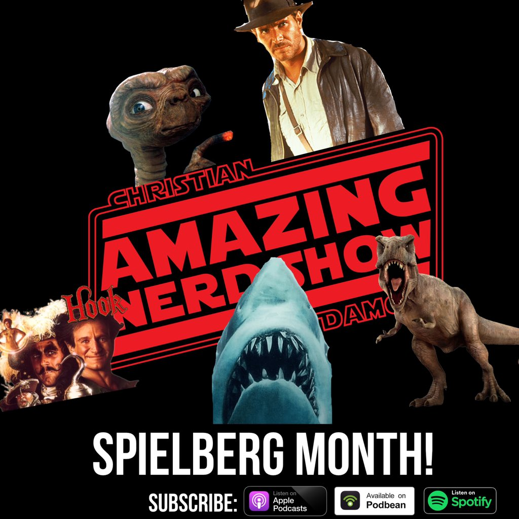 New! Ep 128! This week we review #Becky, #BloodMachines, & #WWEBacklash! #Spielberg month continues as we discuss #JurassicPark! Plus we react to the #StarWarsSquadrons, #SnyderCut & #Candyman trailers! #PodernFamily Podbean:http://bit.ly/2BpIZeS ITunes:http://goo.gl/kLt2S6pic.twitter.com/PgZv1V4l8m  by WWE Women 😈