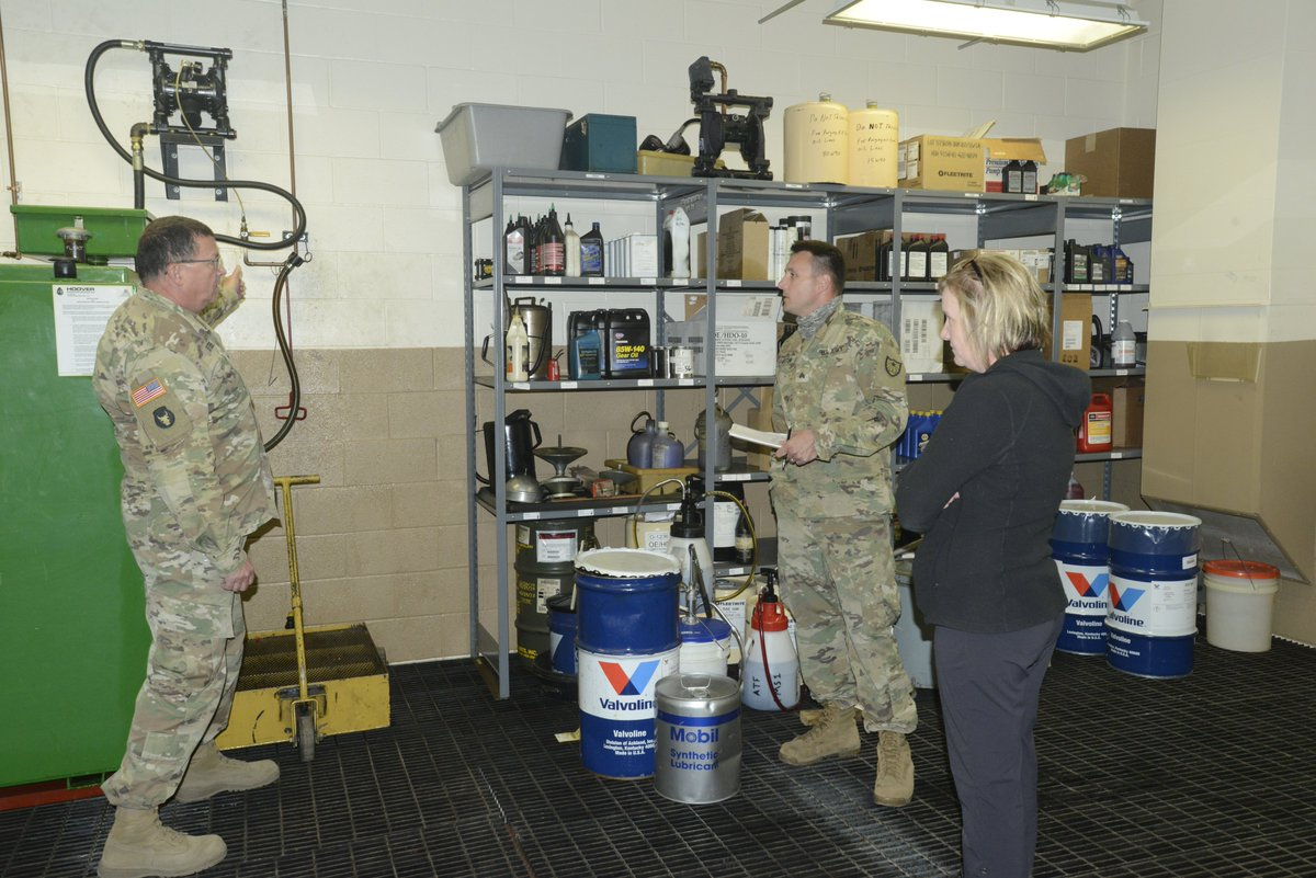 The @MNNationalGuard conducts 80-90 occupational health and industrial hygiene inspections of its armories and maintenance facilities each year as mandated by the Occupational Safety and Health Administration (OSHA) and the @USNationalGuard Bureau. https://t.co/7gN3PDhj3N https://t.co/xK4aEXT41W