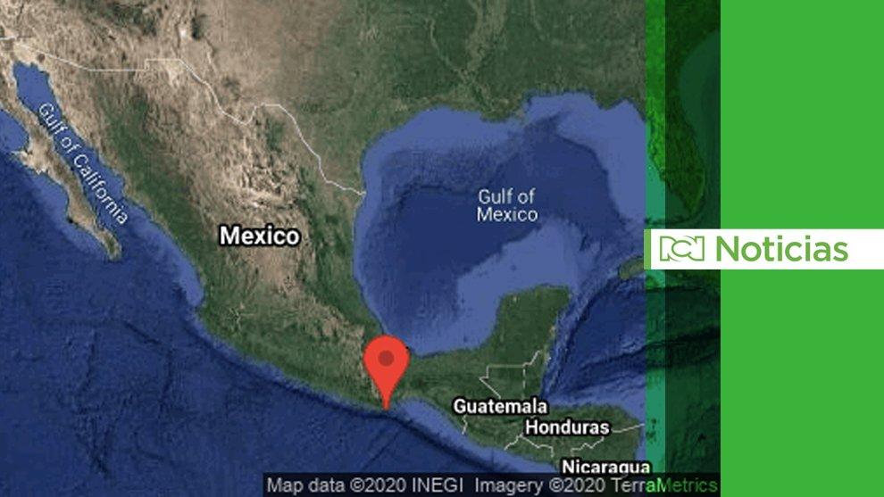 #Atención | Reportan temblor de 7.1 en la escala de Richter en el sur de México a una profundidad de 10 kilómetros https://t.co/BXPS3yhSBQ https://t.co/ed6L6dcC1G