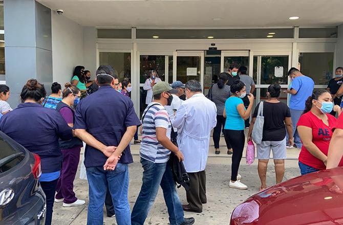 Sismo en Boca del Río se dio en total calma