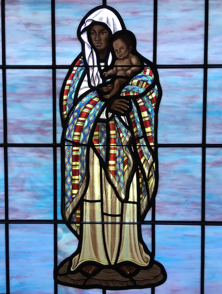 Our Lady of Consolation, pray for us #Catholic #MadonnaAndChild