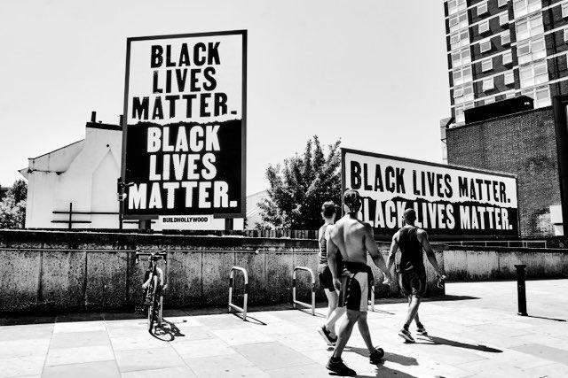 I got some billboards put up to make sure people don't forget. #blacklivesmatter 🤞🏽🤞🏾🤞🏿🖤