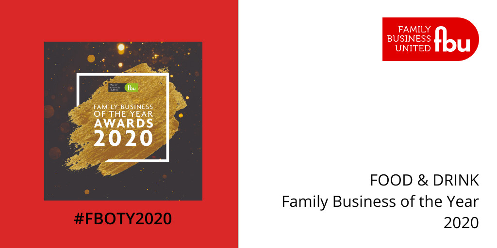 Who'll take home the Food & Drink Family Business of the Year Award TONIGHT? #FBOTY2020 @wykefarms @StewartBrewing @ButlersCheese @BardsleyEngland @Bolneyestate @coffeehopper @penningtons_ltd @halletscider   https://t.co/v8xQJfIUl4 https://t.co/8z9TMPTHIT