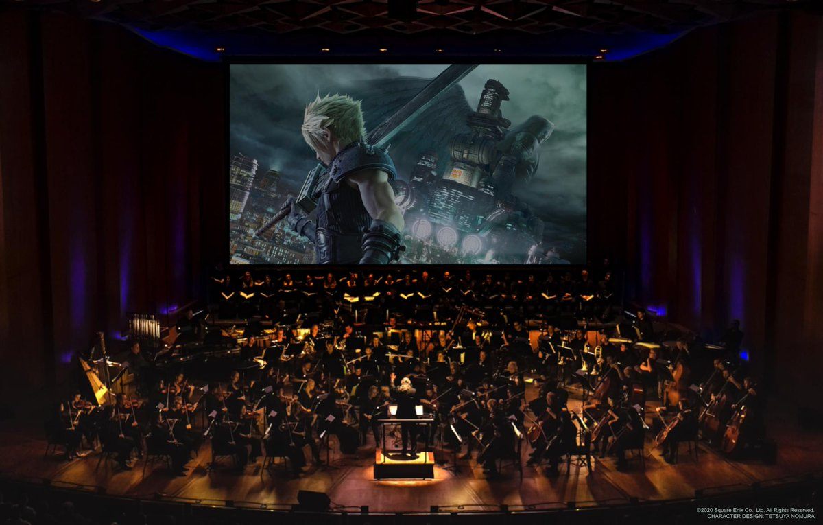 In our continuing effort to safeguard the health and safety of our fans, performers and local communities during the ongoing COVID-19 crisis, a number of upcoming #FinalFantasy VII Remake Orchestra World Tour concerts have been rescheduled.  Learn more ↪️ https://t.co/7jxISjEZzP https://t.co/KObnnwi47I
