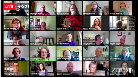 Hundreds of people joined our webinar on EU citizens rights today - clearly many questions and worries remain. Sign up for future updates and events by signing up to our newsletter: the3million.org.uk/subscribe