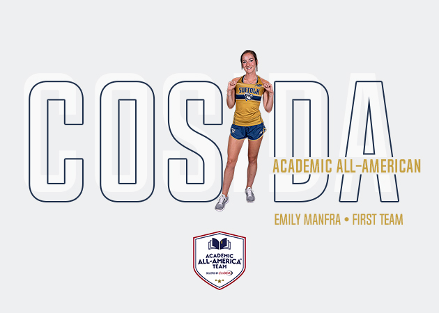 RELEASE | @emilymanfra Makes History Again, Grabs @CoSIDAAcadAA First-Team Academic All-American  READ MORE >> https://t.co/qVewz9pTim   #RamNation #TheGNAC #d3xc #d3tf https://t.co/YdqJNuZ8lc