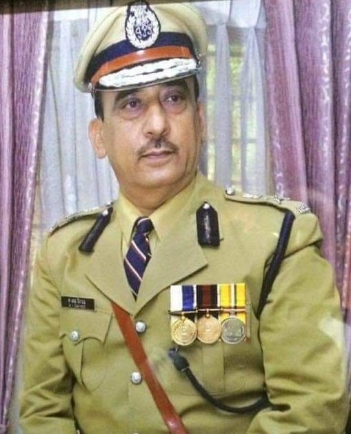 Retired Gujarat IPS AI Saiyed dies of Covid-19