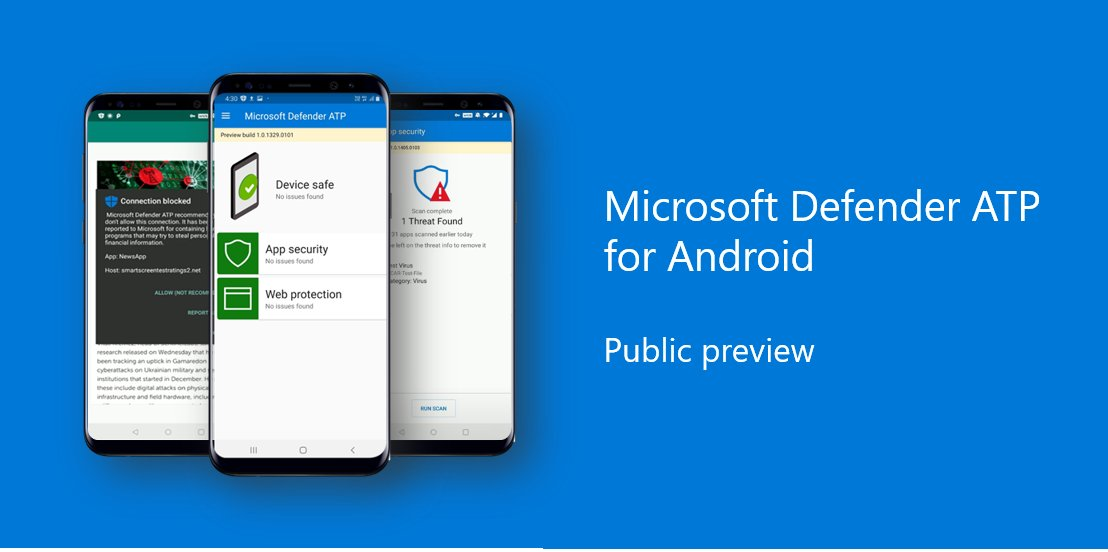Microsoft's new Android antivirus app is now available in preview