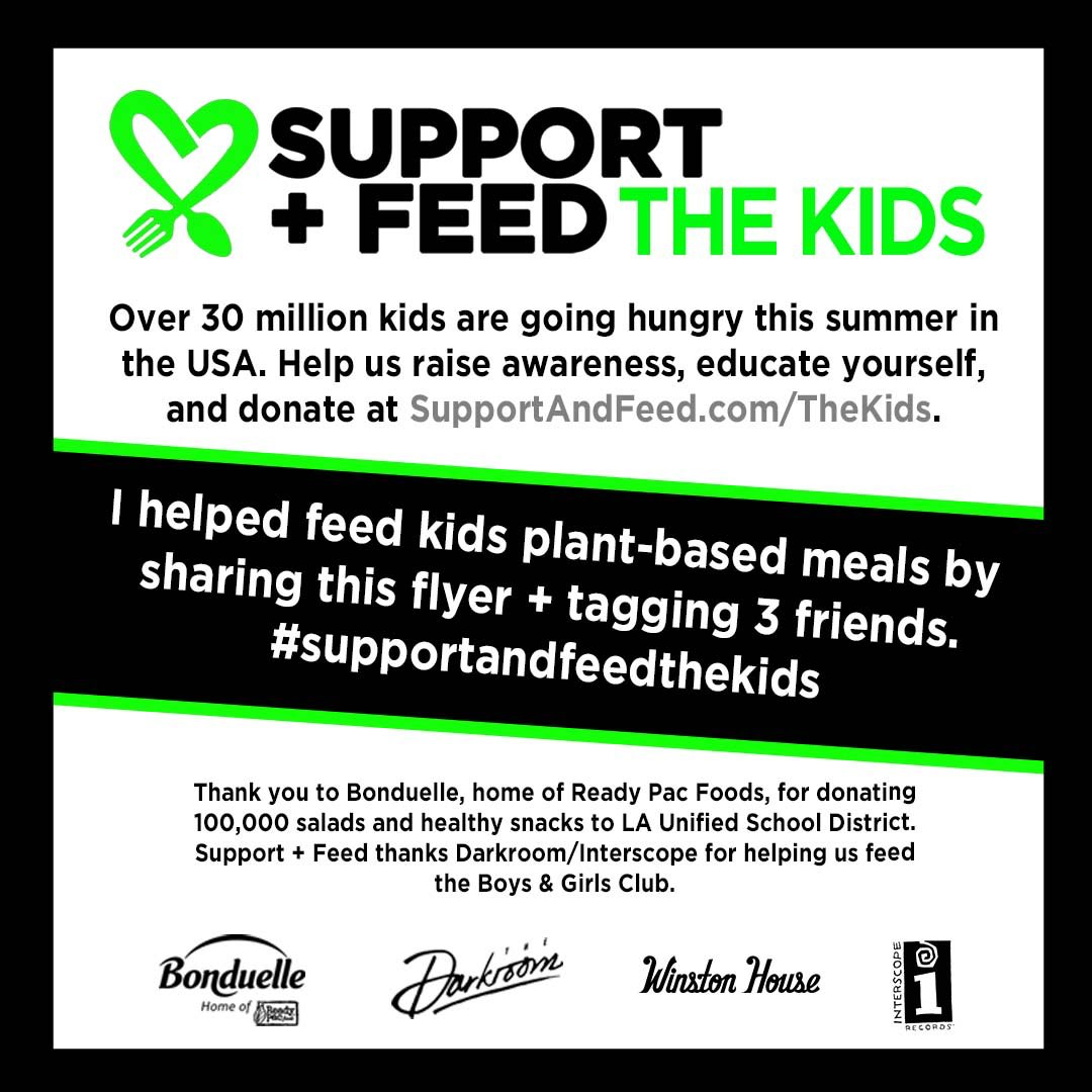 .@SupportandFeed1 @readypacfoods supportandfeed.com/thekids