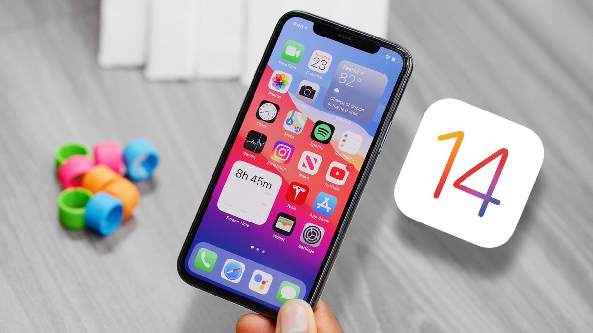 NEW VIDEO - iOS 14 Hands-On: Everything New!  https://t.co/gfw0ytLQyA https://t.co/Ey8tzarTuH