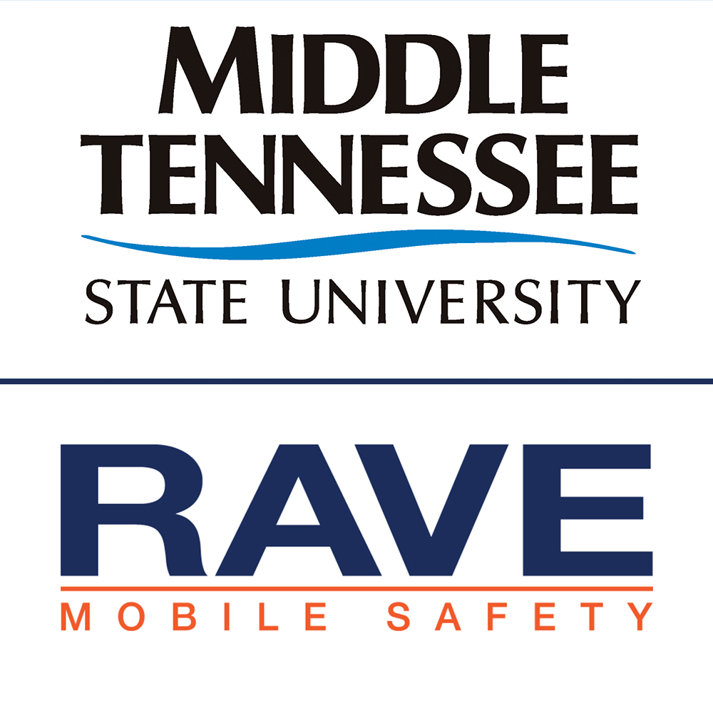 BTW, #MTSU #students, #faculty and staff: If your contact info's changed, update it today at https://t.co/VUjEYWQIQU with your Pipeline login to get @RaveMSafety alerts the way YOU want 'em! #TrueBlueSafety https://t.co/dGrCHAxTkz