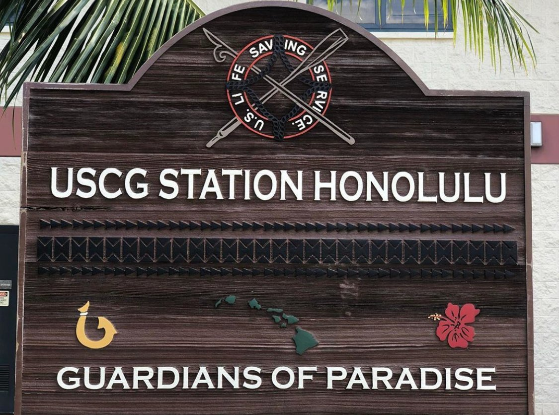#TravelTuesday: #USCG Station Honolulu is taking over Instagram.com/uscg this week. Follow along for a glimpse at island life, Coast Guard style 🏝