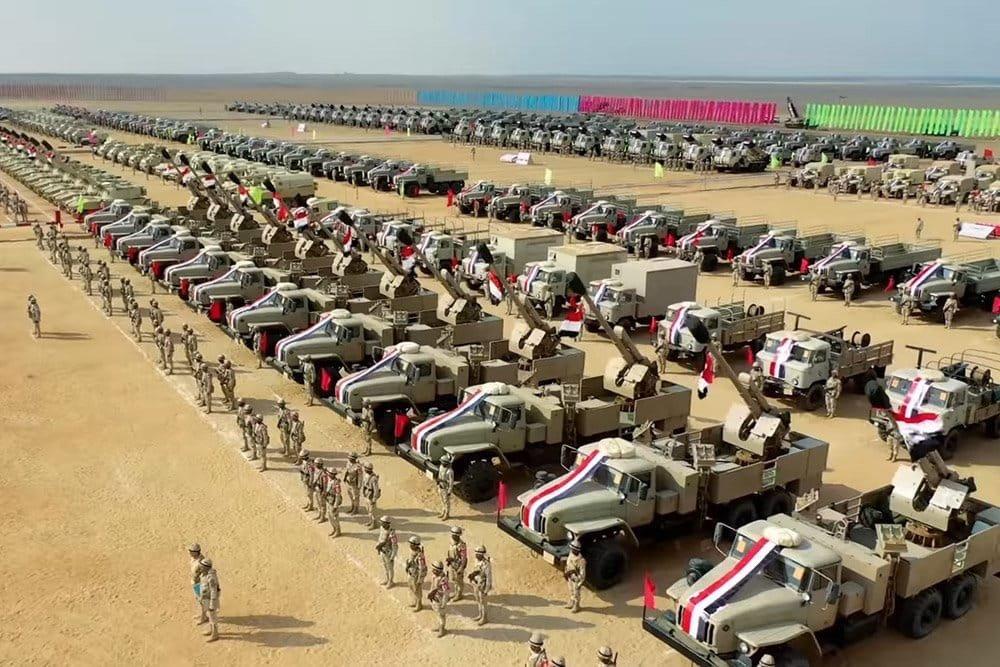 События в Ливии. Египет вступает в войну? (часть 3)