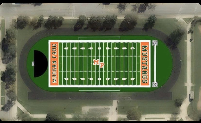 This week, renovations to our school began. Over the next 2 years, classrooms, corridors, athletic facilities will be upgraded through a $23 Million investment into our building. Field will be complete in 2021. Additional programs will be added as well #TRUST🐎 https://t.co/ky2IZOiIYQ
