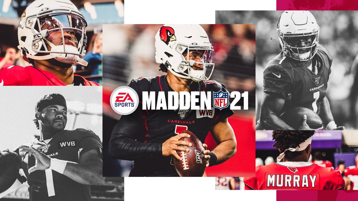 RT @AZCardinals: Who needs a #Madden21 beta code?  Reply to this tweet with your console for your chance to win. https://t.co/yFEey30YeO