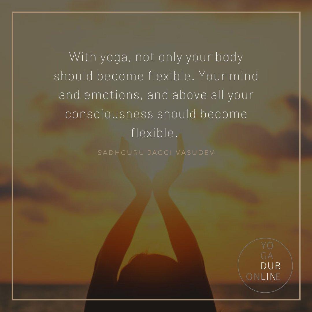 ✨ Tuesday Thoughts...💭 ✨   #yogadublin #yogainspiration #mind #body #emotions #flexibility #yoga #yogalife #motivation #mindfulness #yogaeveryday #namaste https://t.co/2Qyks7MzEq