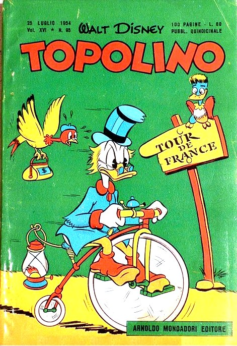 """#Fanzinoteca d'Italia 0.2: #Fumettoteca Alessandro Callegati """"Calle"""" """"Fumetto & Bicicletta"""" a """"World Bicycle Day"""" Paperone sui pedali.. #WorldBicycleDay2020 #fiabonlus #Umiliacchi #Fumettotecario #Fumetto #Comics Sede: Via Curiel, 51 #Forlì FC Italy fumettoteca@fanzineitaliane.it https://t.co/314gsSrcWR"""