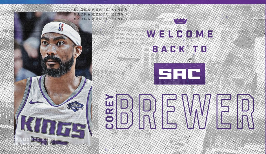 Kings Sign Corey Brewer » https://t.co/du1kqZPOxq https://t.co/DVtpnSsame