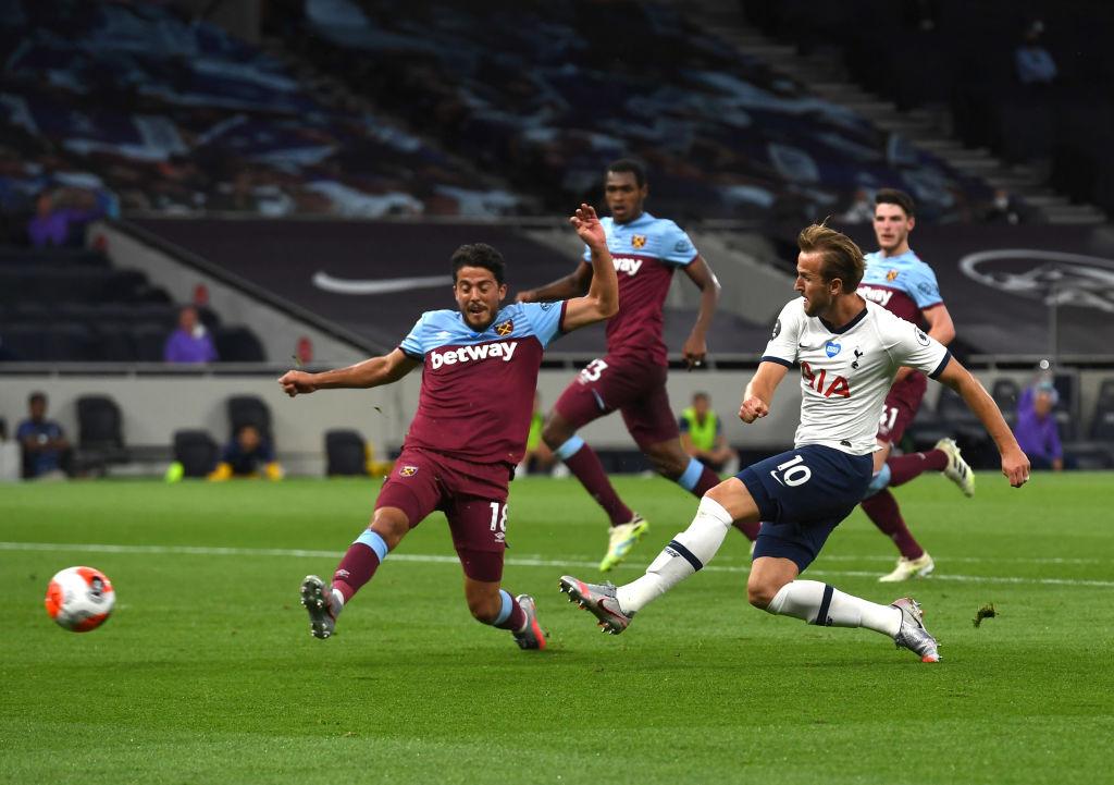 Chấm điểm trận Tottenham 2-0 West Ham: Harry Kane đã ghi bàn