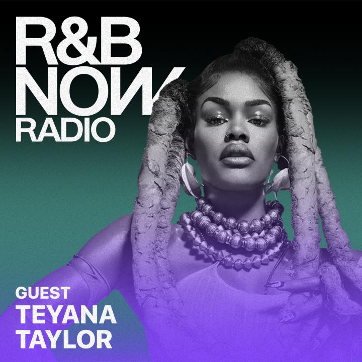 .@TEYANATAYLOR's #THEALBUM is out now. The artist joins @oldmanebro on #RnBNow. Listen: apple.co/rnb_radio