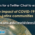 Image for the Tweet beginning: Why are Latinx communities in