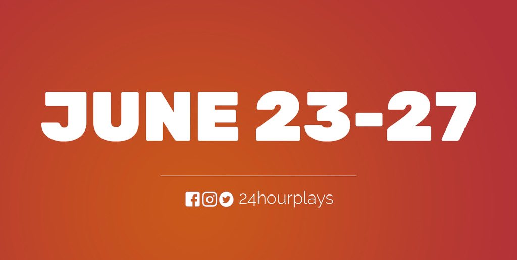 Be sure to catch tonight's #24ViralMonologues Round Thirteen before they're gone! Watch these between June 23-27✨
