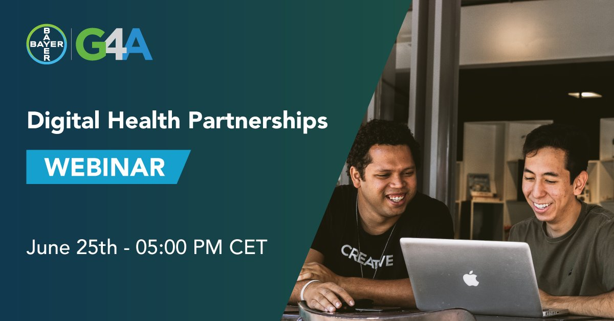Join us for our Informational Webinar TOMORROW (June 25) at 5pm CET! We'll be answering all your questions on our 2020 Partnership Program! Register here 👉🏼 https://t.co/mQRDA1y02X https://t.co/n8KWc9J69n