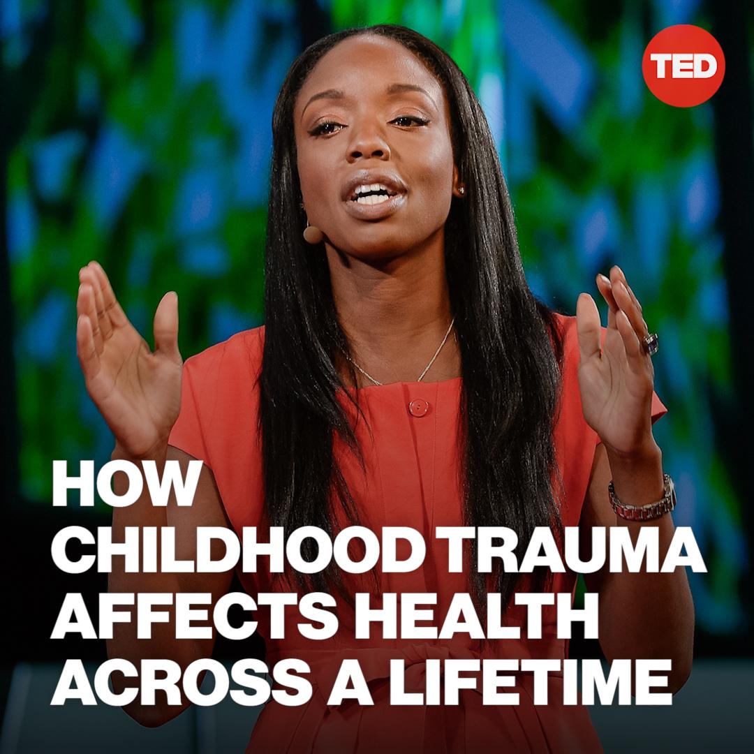 "TED Talks on Twitter: ""Childhood trauma is the biggest public health threat  no one is talking about. Watch Nadine Burke Harris (@DrBurkeHarris)' full TED  Talk here: https://t.co/bJlF2lYSDj https://t.co/8GxxCQufaN"" / Twitter"