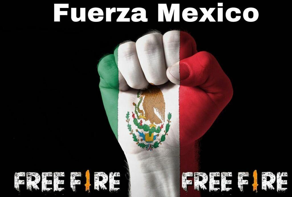 Fuerza mexico siempre te levantas Dios los Bendiga y los Proteja #freefiremexico#freefirelatam#freefire#freefiregame#freefirebrazil#freefirebrasil#freefirebgid#freefirebooyah#freefirelucu#freefiremobile#freefirenews#freefirelatamoficial https://instagr.am/p/CByq62OJ1OM/pic.twitter.com/oVfUyyLZE7