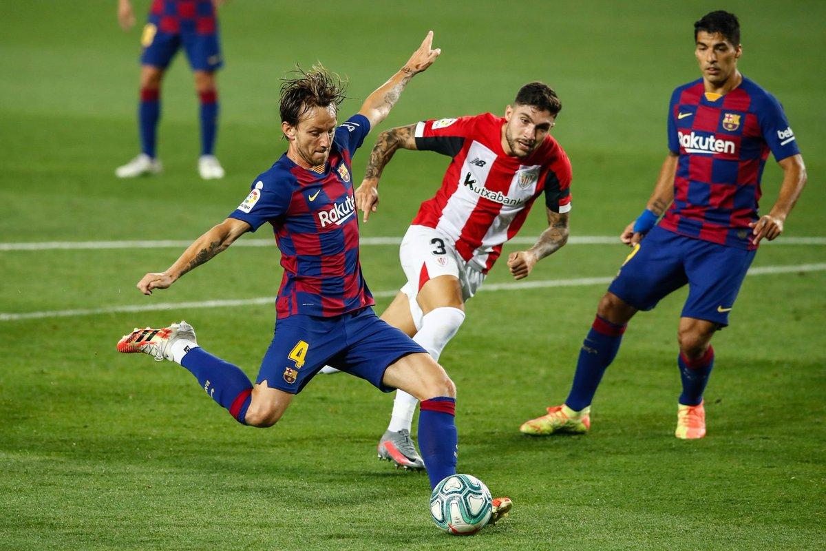 Xem lại Barcelona vs Athletic Bilbao, La Liga – 24/06/2020