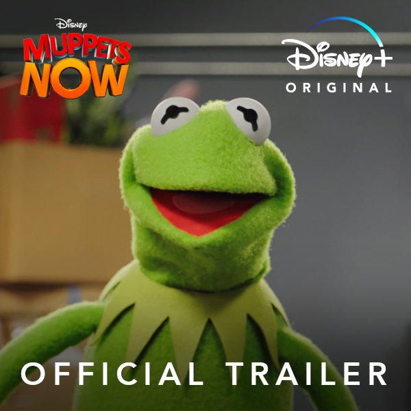 Classic Muppets, new unscripted mayhem. #MuppetsNow, an Original Series, is streaming July 31 only on #DisneyPlus.