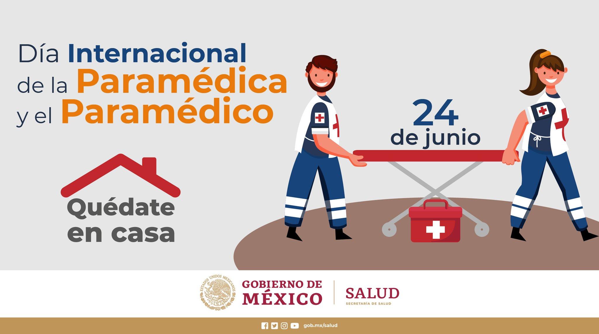 Día Internacional del Paramédico