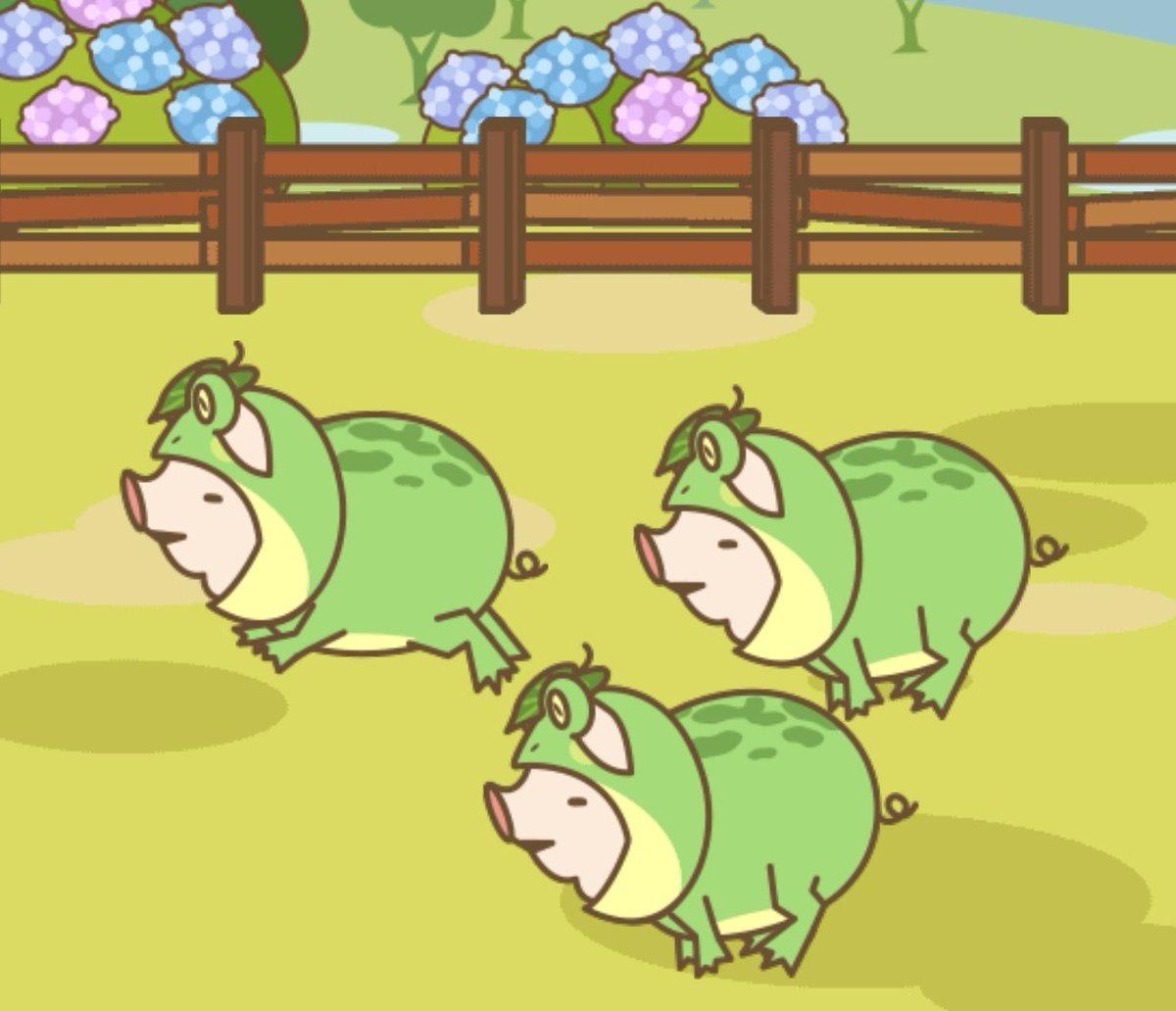 養豚場ミックス攻略
