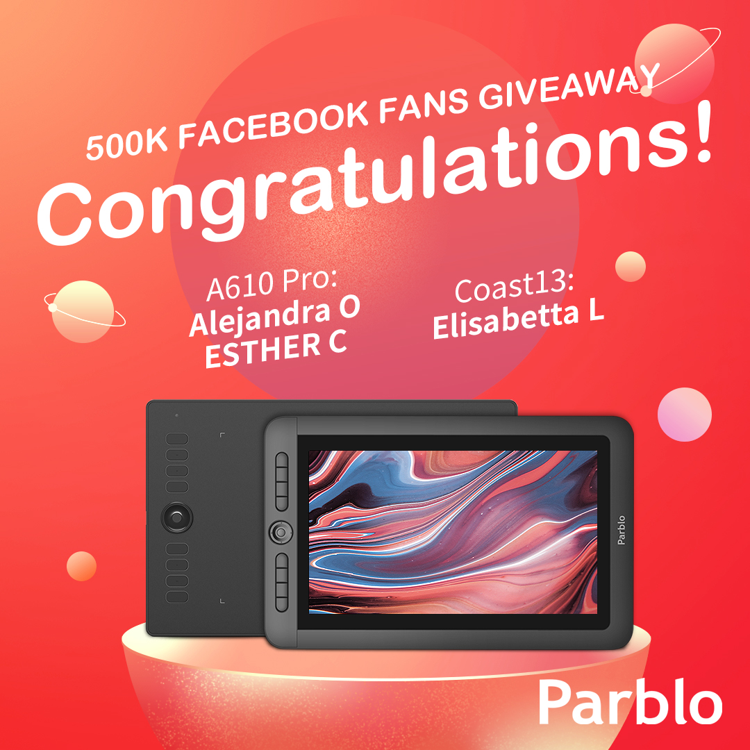 Congratulations to all the winners! 🎉🎉🎉 Thank you all for participating in the giveaway and supporting Parblo! Check out the winner list 👉  https://t.co/jXZV8RADC3 https://t.co/yE9yUDj2Ip