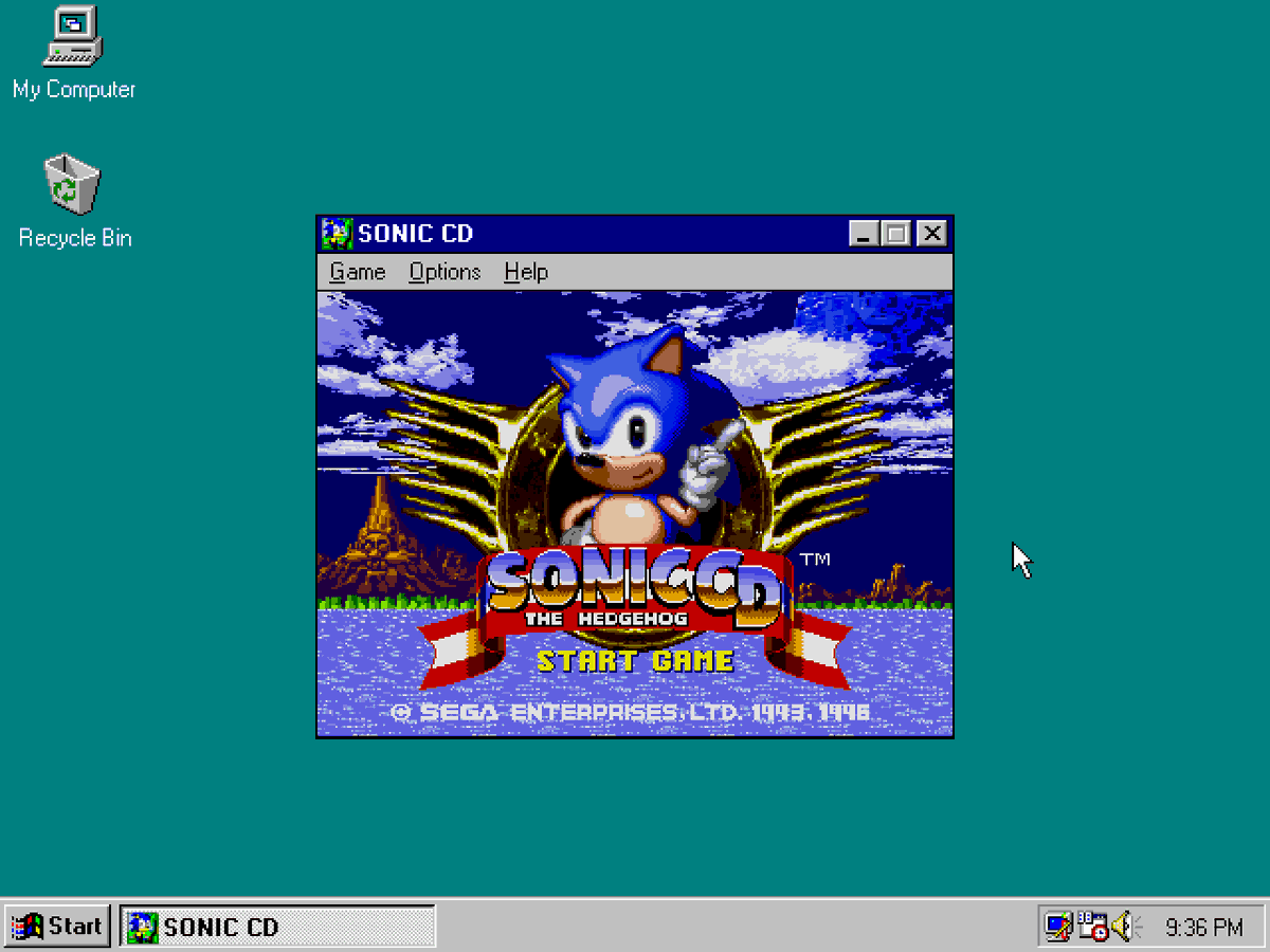 "Н""¸ð•Ÿð•'𝕥𝕠𝕝𝕪 The Dos Guy On Twitter More Windows 95 Aesthetic In My Sonic Please"